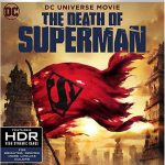DC's animated feature 'The Death of Superman' arriving on Blu-ray & 4k Blu-ray