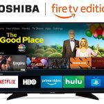 Deal Alert: Amazon's 4k/HDR Toshiba Fire TVs Discounted