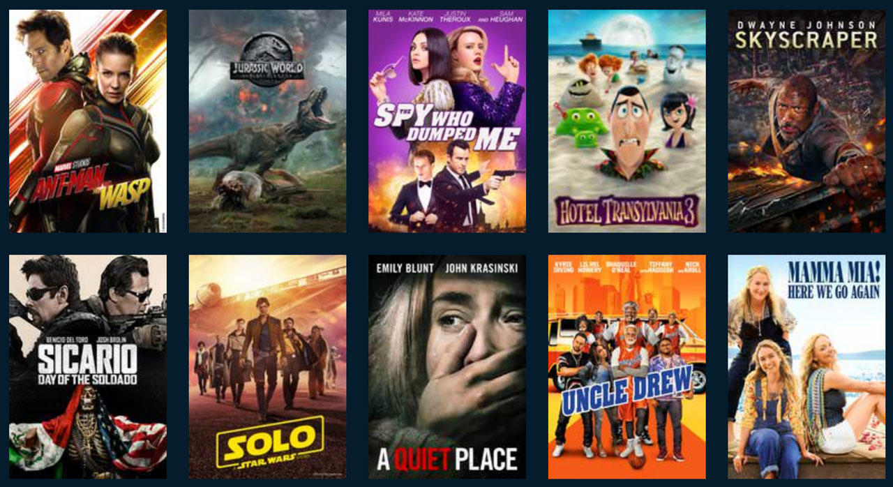List of 4k, HDR, Dolby Atmos Movies on Vudu – HD Report