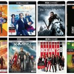 New 4k Blu-ray Releases in Sept. 2018