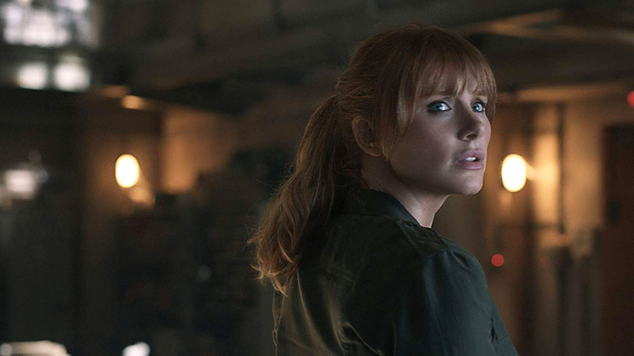 "Bryce Dallas Howard in ""Jurassic World: Fallen Kingdom"" Universal Pictures"