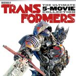New 4k Blu-ray: Transformers: The Ultimate Five Movie Collection