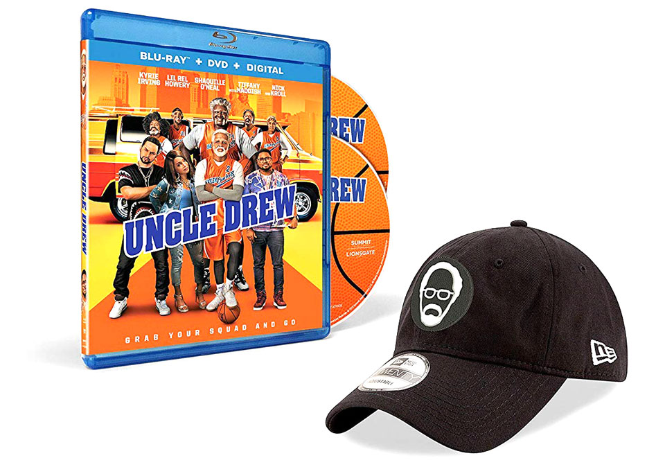 """Uncle Drew"" Amazon Blu-ray & Hat Edition"
