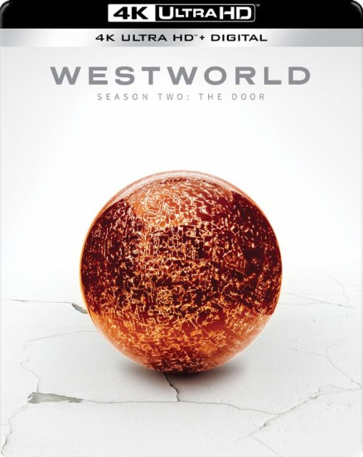 Westworld Season 2 The Door 4k Blu-ray SteelBook Best Buy