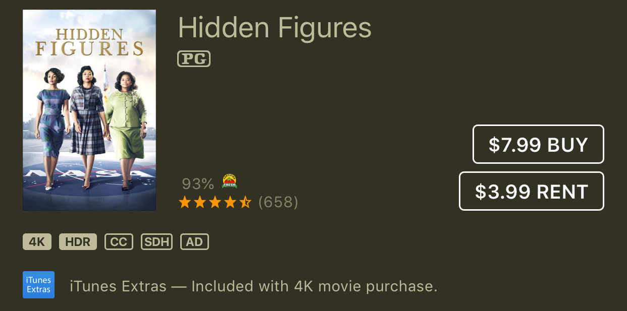 hidden-figures-4k-apple-itunes
