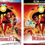 Pre-Orders up for 'Incredibles 2' on Blu-ray & 4k Blu-ray