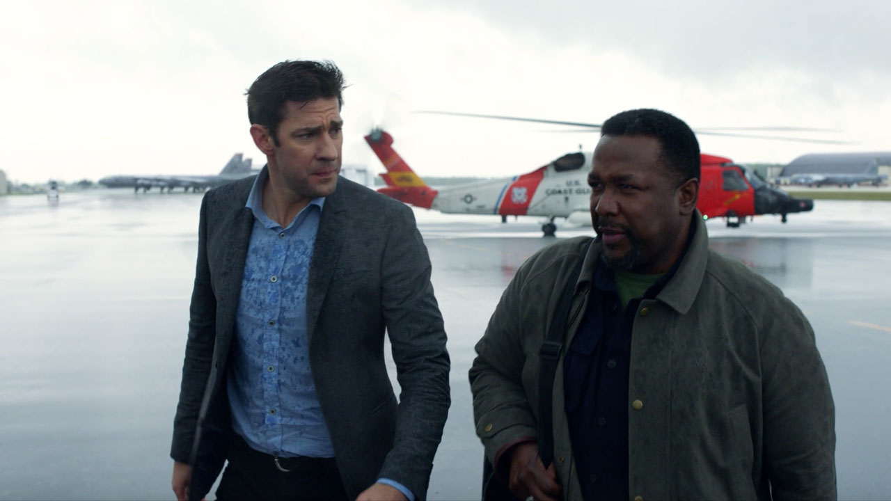 tom clancy jack ryan John Krasinski