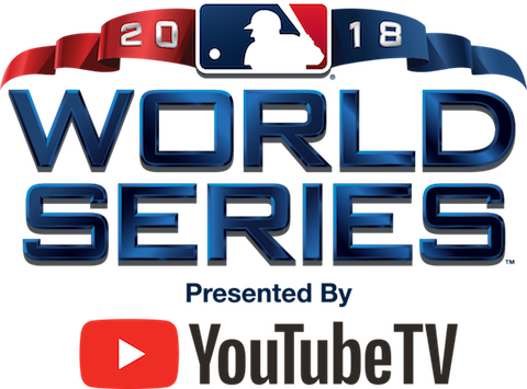 2018 world series logo youtube tv