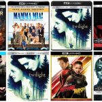 New 4k Blu-ray Releases in October, 2018
