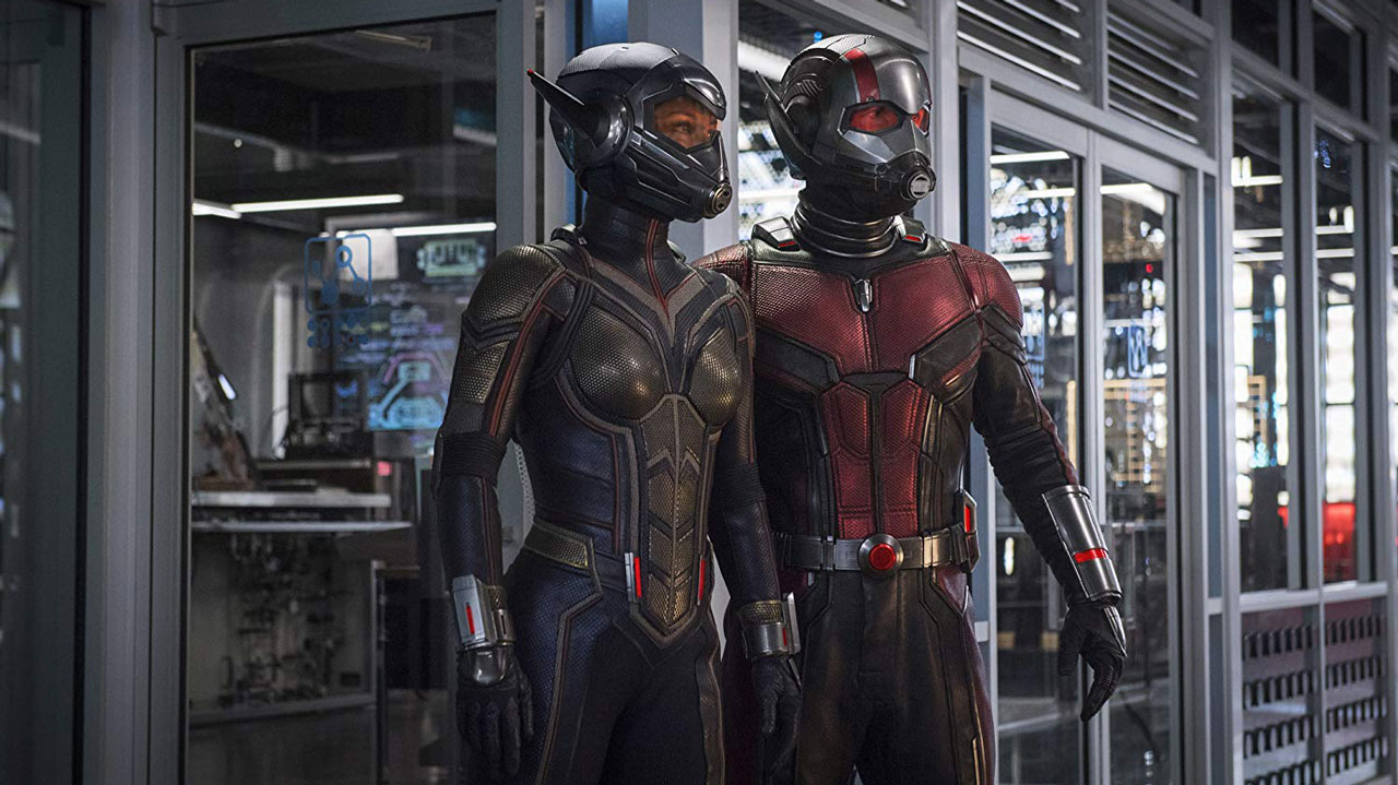 """Ant-Man and the Wasp"" from Marvel Studios"