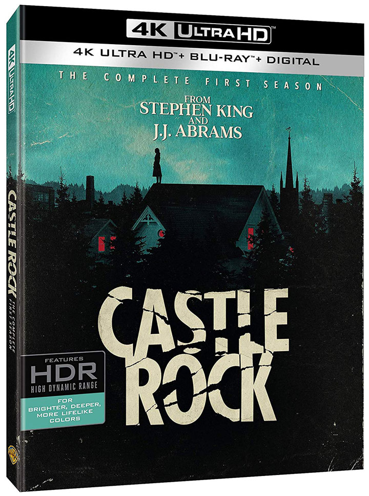 Castle Rock Season 1 4k Blu-ray