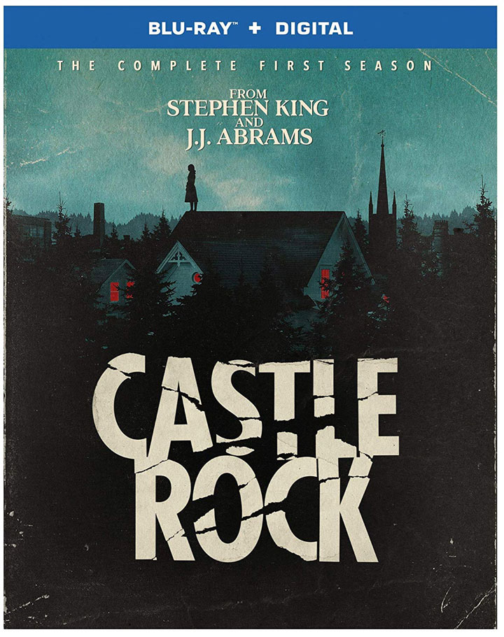 Castle Rock Season 1 Blu-ray