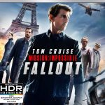 Giveaway: 'Mission: Impossible - Fallout' on 4k Blu-ray