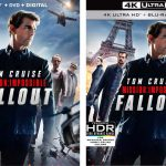 'Mission: Impossible – Fallout' Blu-ray & Digital Release Date, Cover Art & Details