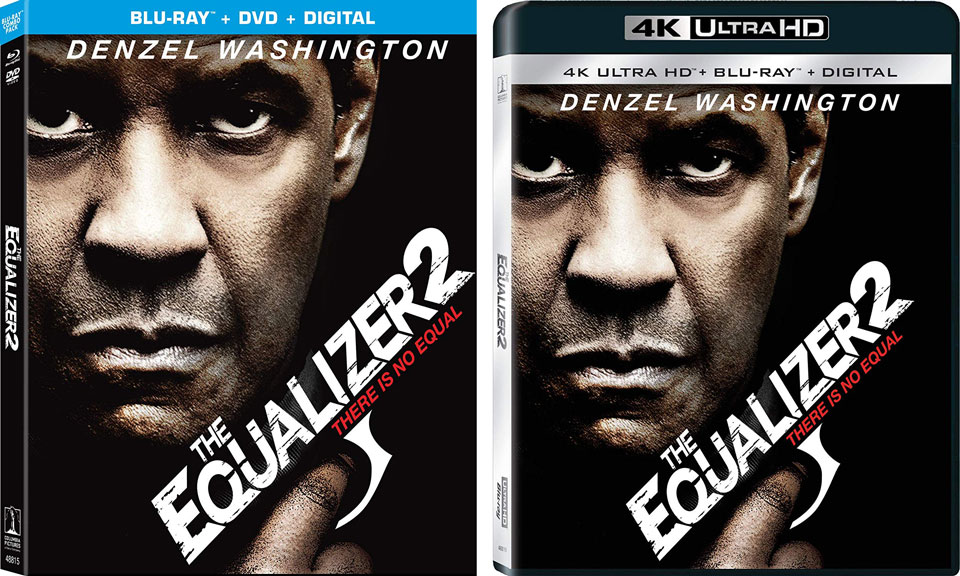 The Equalizer 2 Blu Ray Digital Release Dates Hd Report