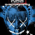 Giveaway: The Purge: Election Year 4k Blu-ray Exclusive SteelBook