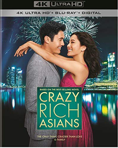 crazy rich asians 4k blu-ray