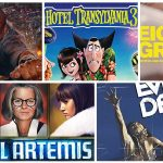 New on Blu-ray: Hotel Transylvania 3, Skyscraper, Eighth Grade & more!