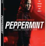 'Peppermint' Blu-ray & Digital Release Dates Announced