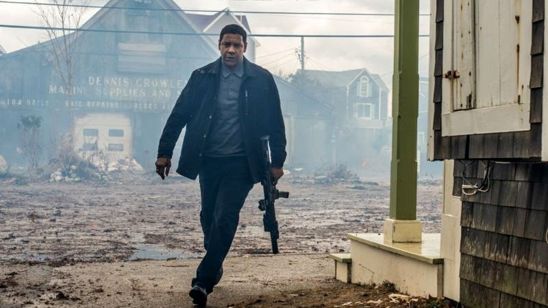 Denzel Washington The Equalizer 2 Sony Pictures