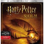 Deal Alert: Harry Potter 8-Film Collection on 4k Blu-ray only $99