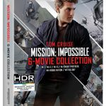 Mission: Impossible – 6 Movie Collection on Blu-ray & 4k Blu-ray includes Newest Hit 'Fallout'