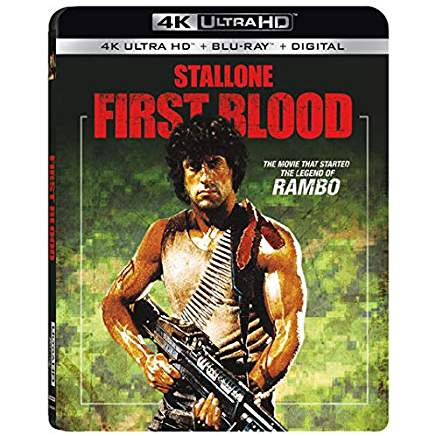 Rambo First Blood 4k Blu-ray thumb