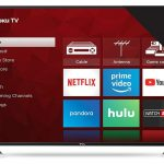 "Deal Alert: 42%-Off TCL 55"" 4k Roku Smart TV w/HDR"