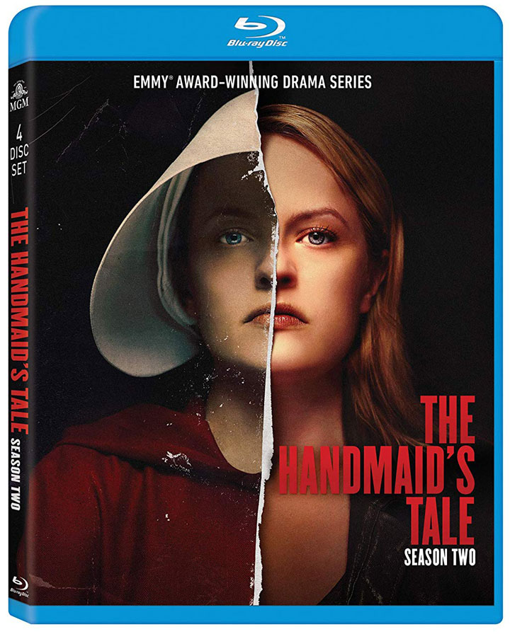 The Handmaid S Tale Season 2 Releasing To Blu Ray Amp Dvd