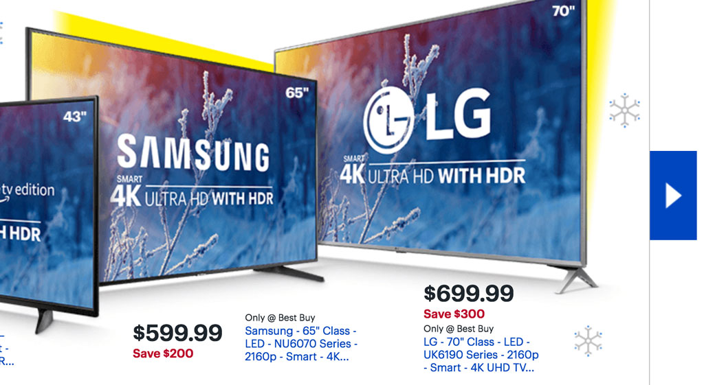 Best Buy S 2018 Black Friday Looks Better Than Previous Years Hd Report