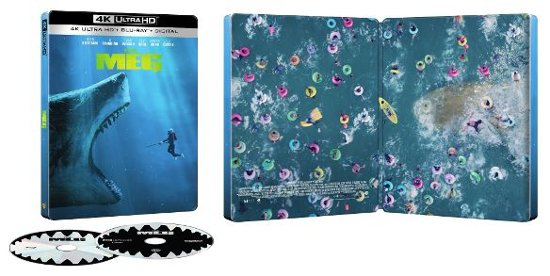 the meg thumbnail 4k SteelBook Best Buy Blu-ray