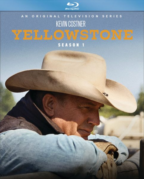 yellowstone season 1 blu-ray