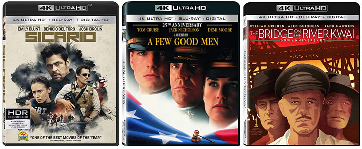 10 Ultra HD Blu-ray Movies Under $15 That Are Well Worth It