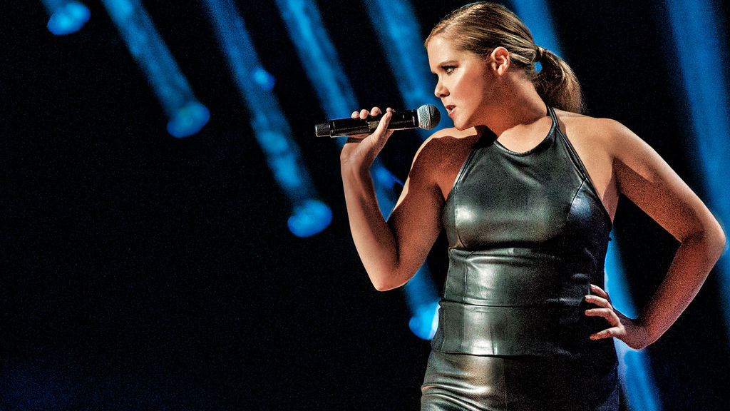 Amy Schumer's Leather Special Netflix