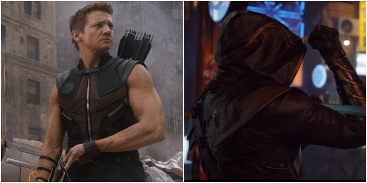 Avengers 4 Endgame Clint Barton Transition From Hawkeye To Ronin