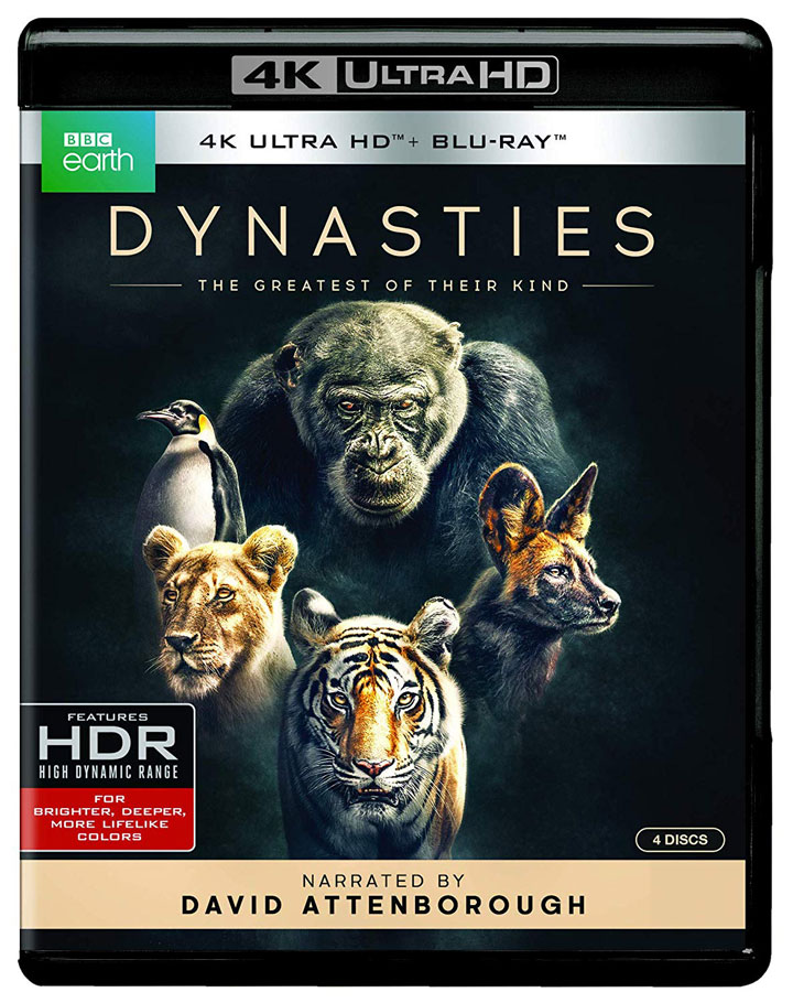 Bbc Earth S Dynasties Coming To 4k Blu Ray Amp Dvd Hd Report
