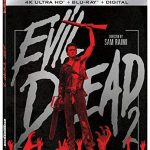 Sam Raimi's 'Evil Dead 2' Releasing Soon On 4k Blu-ray