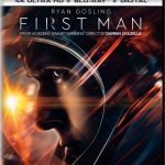 'First Man' 4k, Blu-ray, Digital Release Dates & Details