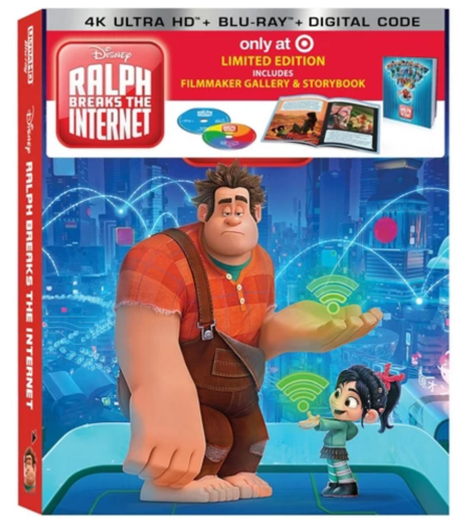 Ralph-Breaks-the-Internet-Target-Exclusive-Blu-ray