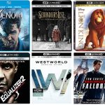 New 4k Blu-ray Releases in December, 2018
