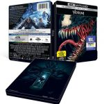 'Venom' Blu-ray, 4k Blu-ray & Exclusive Retailer Editions Detailed