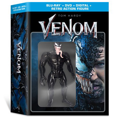 Venom Walmart Exclusive Blu-ray