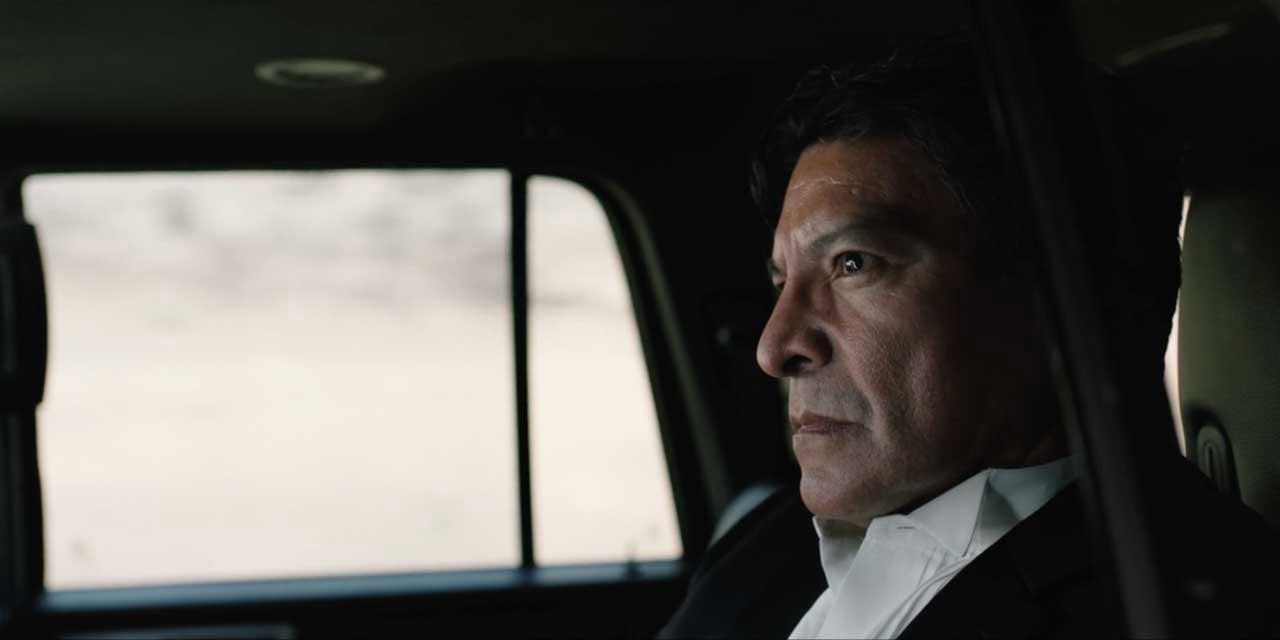 "Gil Birmingham in ""Yellowstone"""