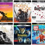 New 4k Blu-ray Releases in February, 2019