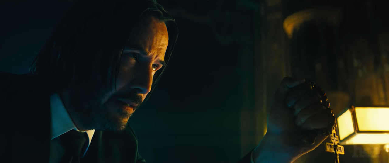 John Wick: Chapter 3 - Parabellum Movie Still Photo Keanu Reeves