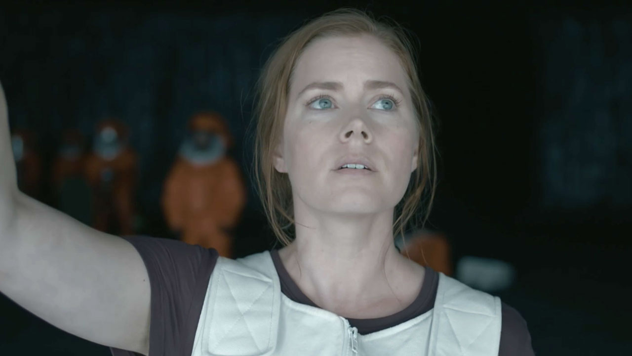 """Arrival"" (2016) starring Amy Adams photo movie still"