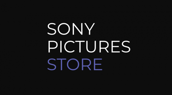 sony pictures store website title