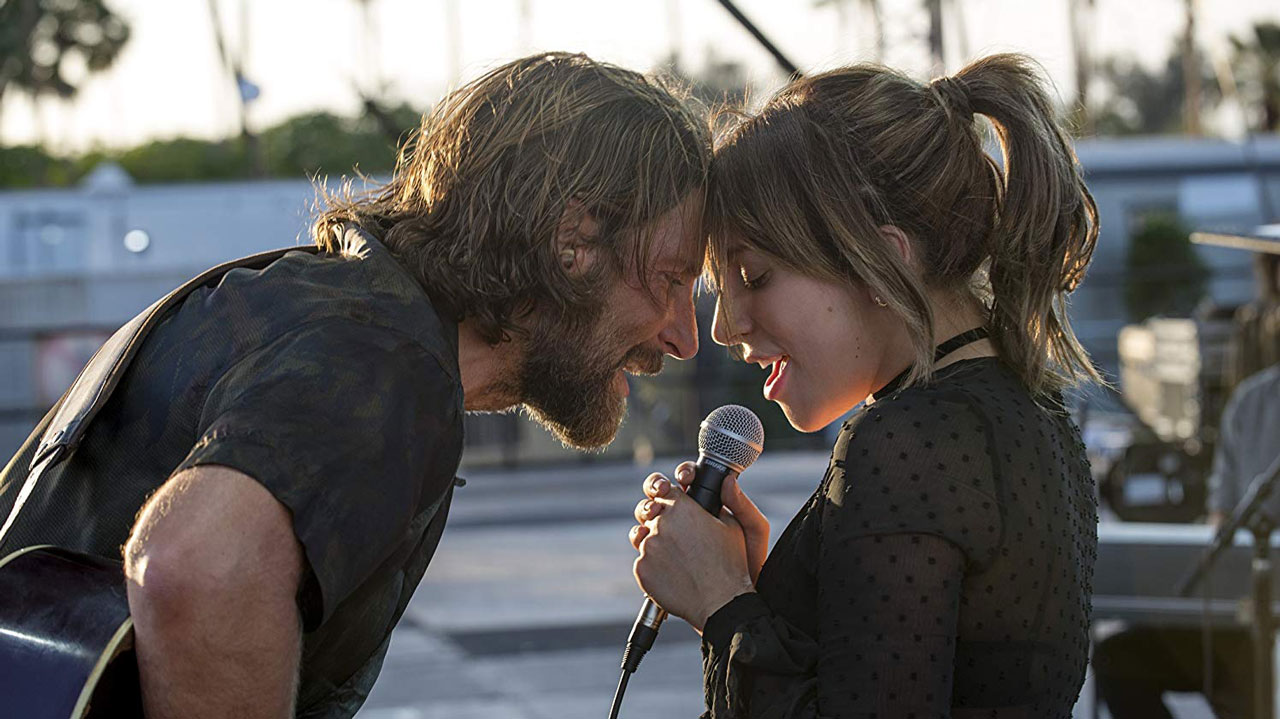 """A Star Is Born"" 2018 Copyright Warner-Bros./MGM"