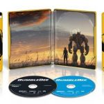 'Bumblebee' Blu-ray, 4k Blu-ray & SteelBook Variations [Updated]