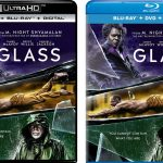 Universal's 'Glass' Blu-ray & 4k Blu-ray Artwork & Details Revealed
